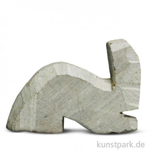 Speckstein Rohling - Hase