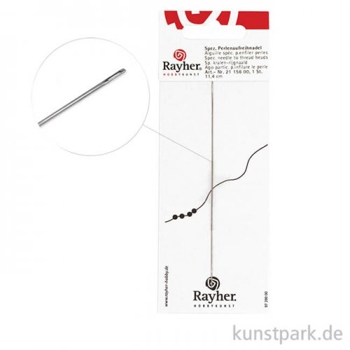 Spezial-Perlenaufreihnadel, 0,5 x 90 mm