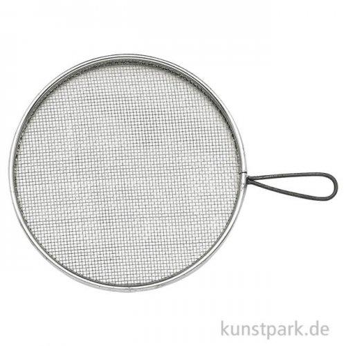 Rundes Spritzsieb, Durchmesser 12 cm