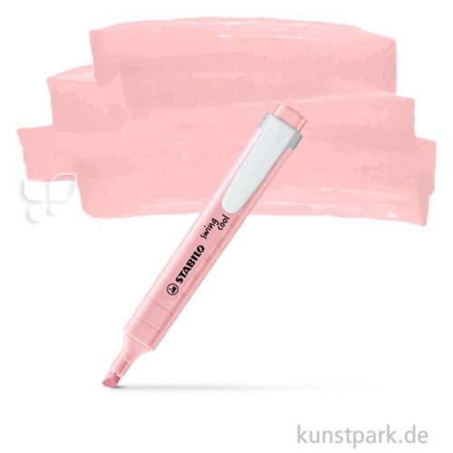 STABILO swing cool Pastel Edition Einzelstift   Rosiges Rouge