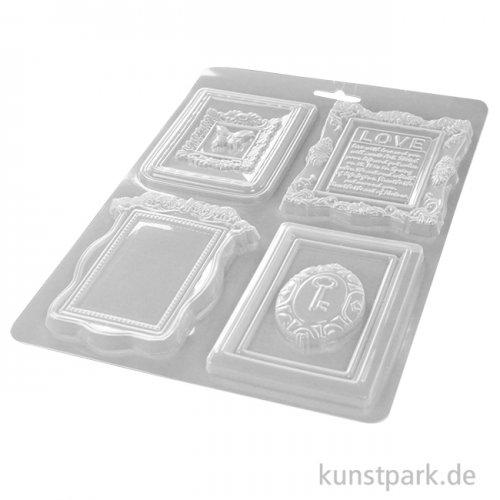Stamperia Soft Mould (Gießform) - Atelier Frames, DIN A4