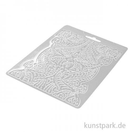 Stamperia Soft Mould (Gießform) - Romantic Horses Saddle Pattern