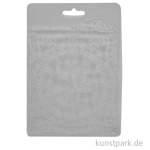 Stamperia Soft Mould (Gießform) - Take Time, DIN A5