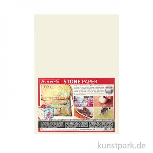 Stamperia Steinpapier - Einzelblatt