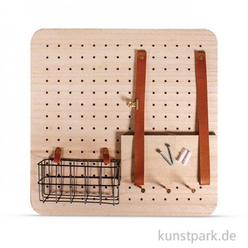 Starter Set - Pin & Peg, mit Aufhänger