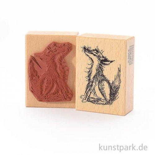 Stempel - Fuchs, 5 x 7 cm