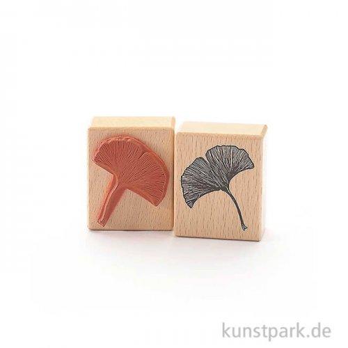 Stempel - Gingko - 5x6 cm
