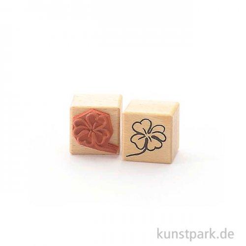Stempel - Klee - 3x3 cm