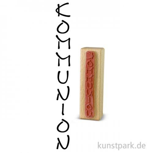 Stempel - Kommunion - 3x10 cm