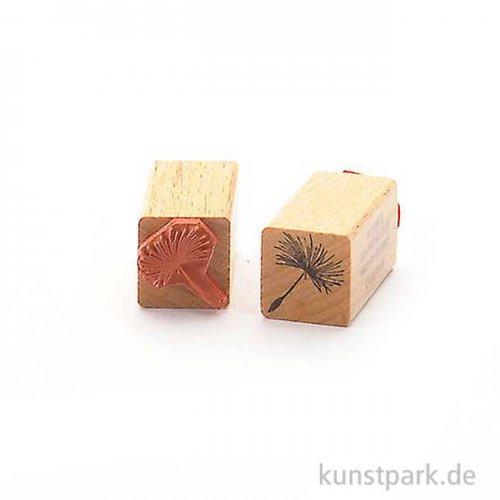 Stempel - Löwenzahnsamen - 2x2 cm