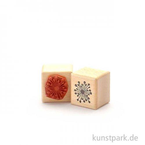 Stempel - Pusteblume, 3x3 cm