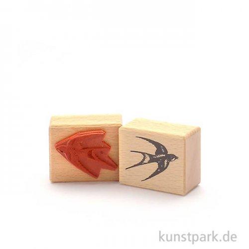 Stempel - Schwalbe, 4x5 cm