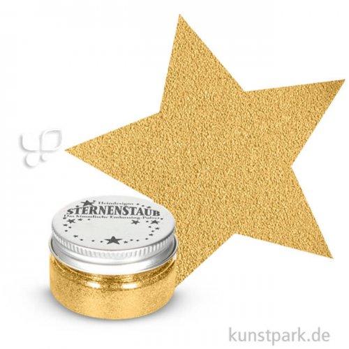 Stempel Sternenstaub Embossing Pulver 14 ml | Goldschimmer