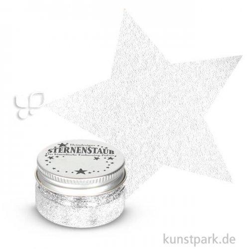 Stempel Sternenstaub Embossing Pulver 14 ml | Weiß