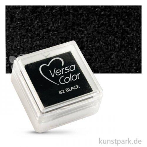 Stempelkissen Versacolor 2,5 x 2,5 cm | Schwarz