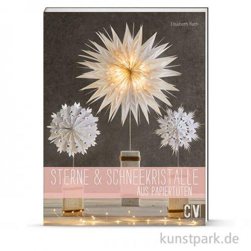 Sterne & Schneekristalle aus Papiertüten, Christophorus Verlag
