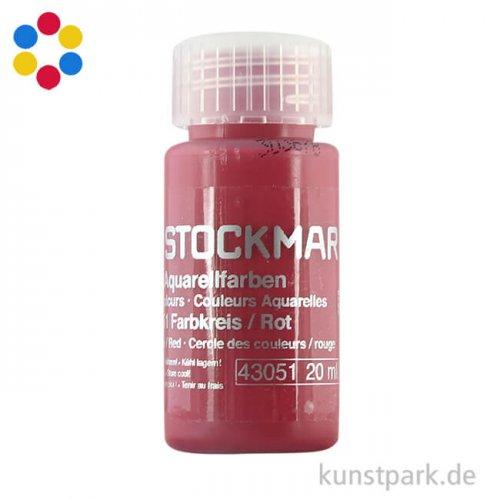 Stockmar Aquarell Farbkreisfarben 20 ml
