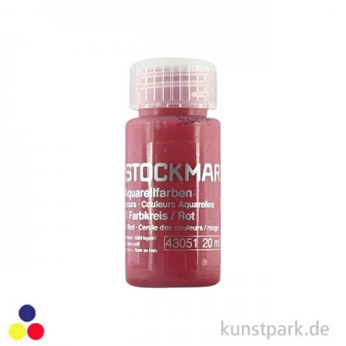 Stockmar Aquarell Farbkreisfarben Einzelflasche 20 ml