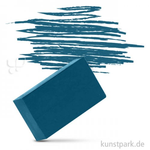 Stockmar Wachsmalblöcke einzeln Farbe | Blaugrün