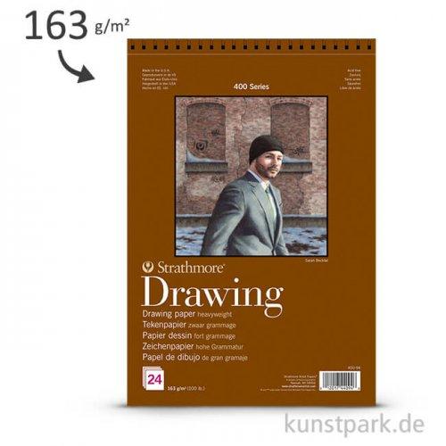 Strathmore Artist Paper 400 - Zeichenpapier, 24 Blatt, 163g