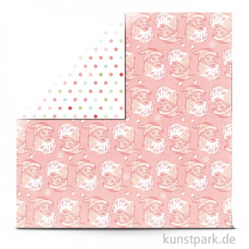 Sugar Plum - Scrapbookingpapier 190 g 30,5 x 30,5 cm | Jolly