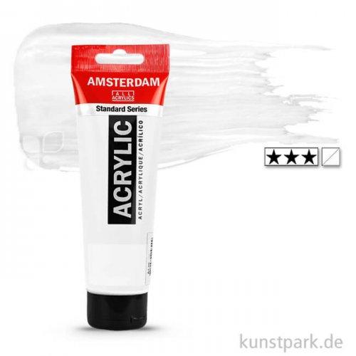 Talens AMSTERDAM Acrylfarben 120 ml Tube | 104 Zinkweiß