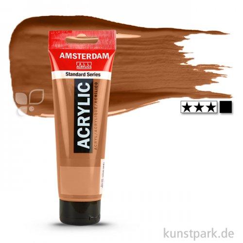 Talens AMSTERDAM Acrylfarben 120 ml Tube | 234 Siena natur