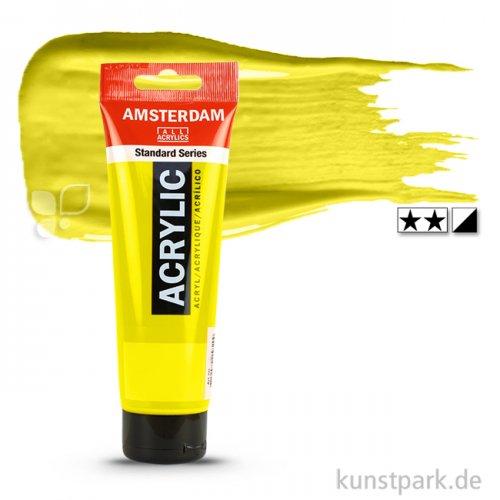 Talens AMSTERDAM Acrylfarben 120 ml Tube   267 Azogelb zitron