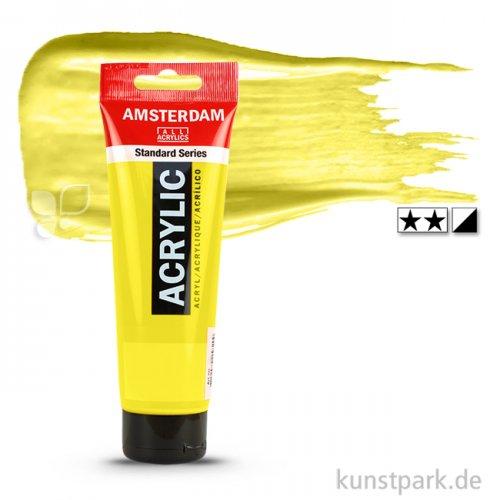 Talens AMSTERDAM Acrylfarben 120 ml Tube   275 Primärgelb