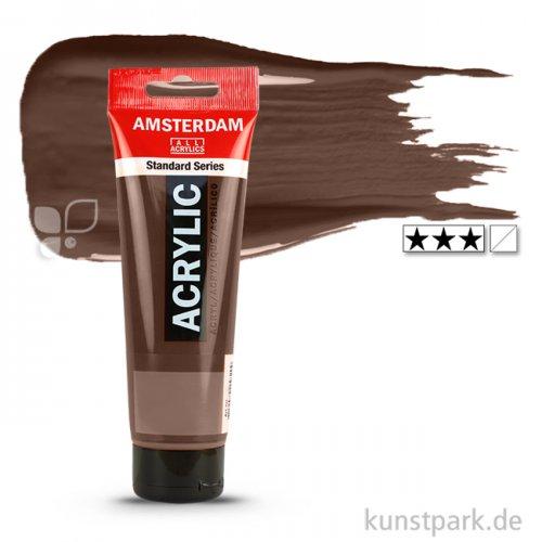 Talens AMSTERDAM Acrylfarben 120 ml Tube | 409 Umbra gebrannt