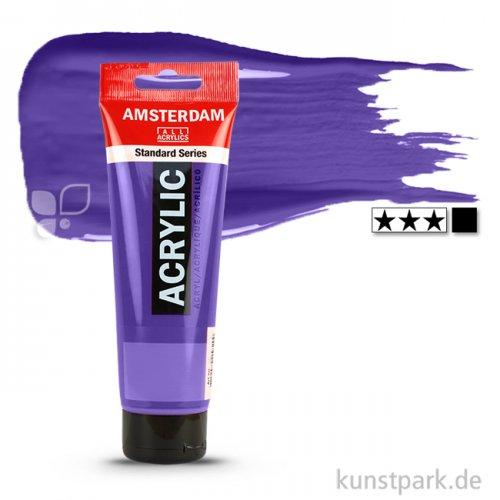 Talens AMSTERDAM Acrylfarben 120 ml Tube | 507 Ultramarinviolett