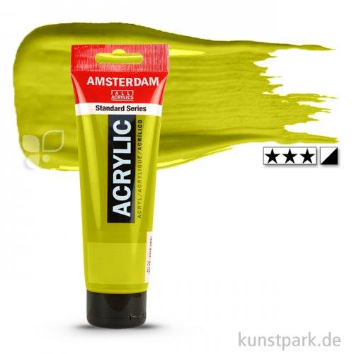 Talens AMSTERDAM Acrylfarben 120 ml Tube   621 Olivgrün hell