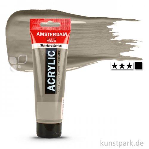 Talens AMSTERDAM Acrylfarben 120 ml Tube | 718 Warmgrau