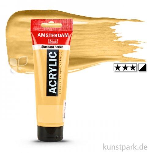 Talens AMSTERDAM Acrylfarben 120 ml Tube   802 Reichgold