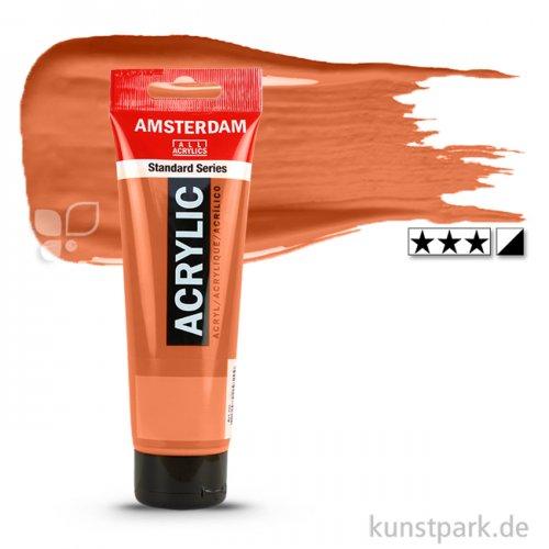 Talens AMSTERDAM Acrylfarben 120 ml Tube | 805 Kupfer