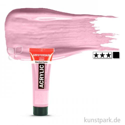 Talens AMSTERDAM Acrylfarben 20 ml Tube | 330 Persischrosa