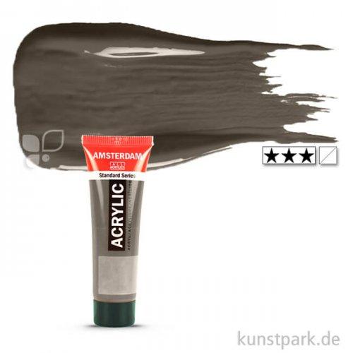 Talens AMSTERDAM Acrylfarben 20 ml Tube | 408 Umbra Natur