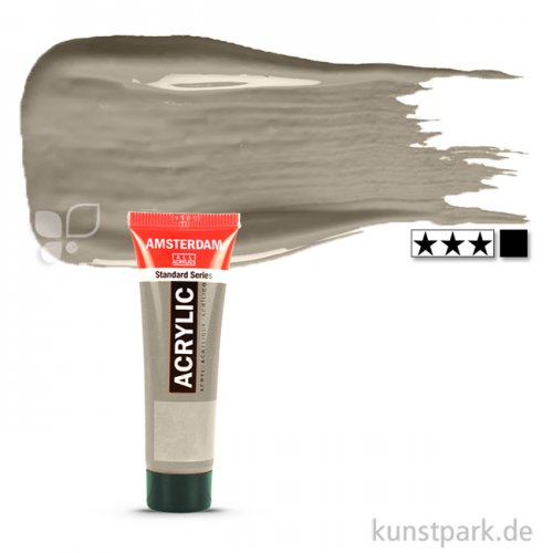 Talens AMSTERDAM Acrylfarben 20 ml Tube | 718 Warmgrau