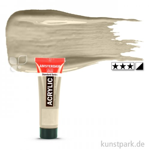 Talens AMSTERDAM Acrylfarben 20 ml Tube | 815 Pewter