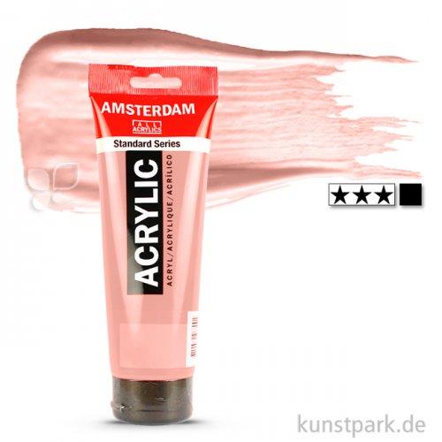 Talens AMSTERDAM Acrylfarben 250 ml Tube | 224 Neapelgelb rot