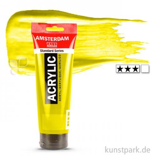 Talens AMSTERDAM Acrylfarben 250 ml Tube   272 Transparentgelb mittel