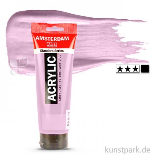 Talens AMSTERDAM Acrylfarben 250 ml Tube | 361 Hellrosa