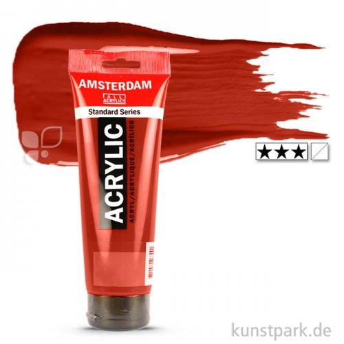 Talens AMSTERDAM Acrylfarben 250 ml Tube | 411 Siena gebrannt