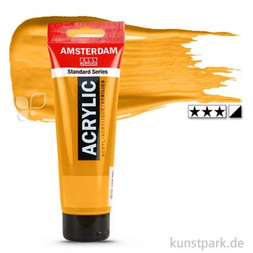 Talens AMSTERDAM Acrylfarben 250 ml Tube | 803 Goldfarbe