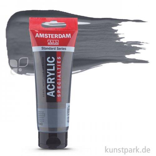 Talens AMSTERDAM Acrylfarben 250 ml Tube | 840 Graphite