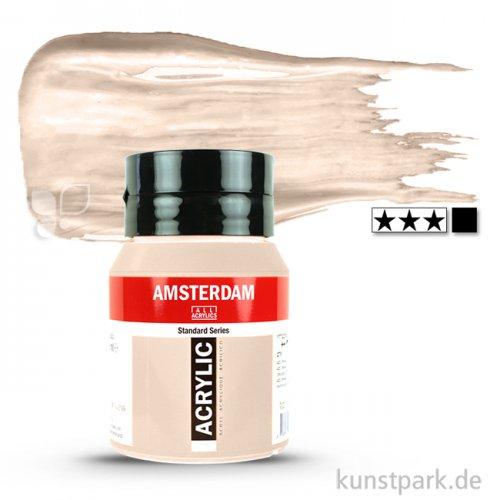 Talens AMSTERDAM Acrylfarben 500 ml Flasche | 292 Neapelgelb rot hell