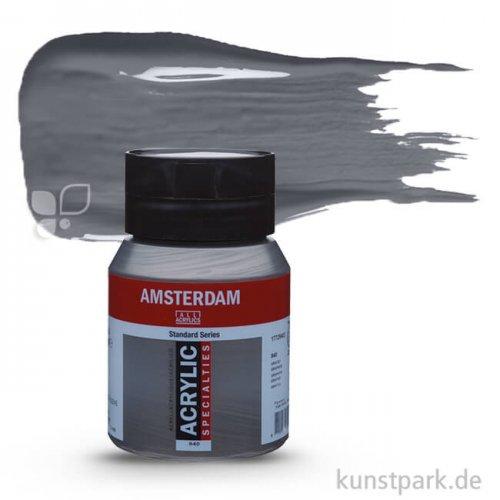 Talens AMSTERDAM Acrylfarben 500 ml Flasche | 840 Graphite