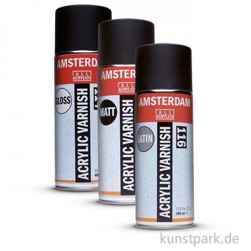 Talens AMSTERDAM Acrylfirnis 400 ml Sprühdose