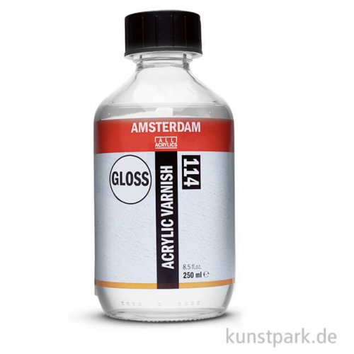 Talens AMSTERDAM Acrylfirnis glänzend 250 ml