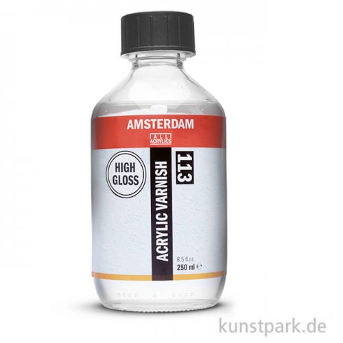Talens AMSTERDAM Acrylfirnis hochglänzend 250 ml